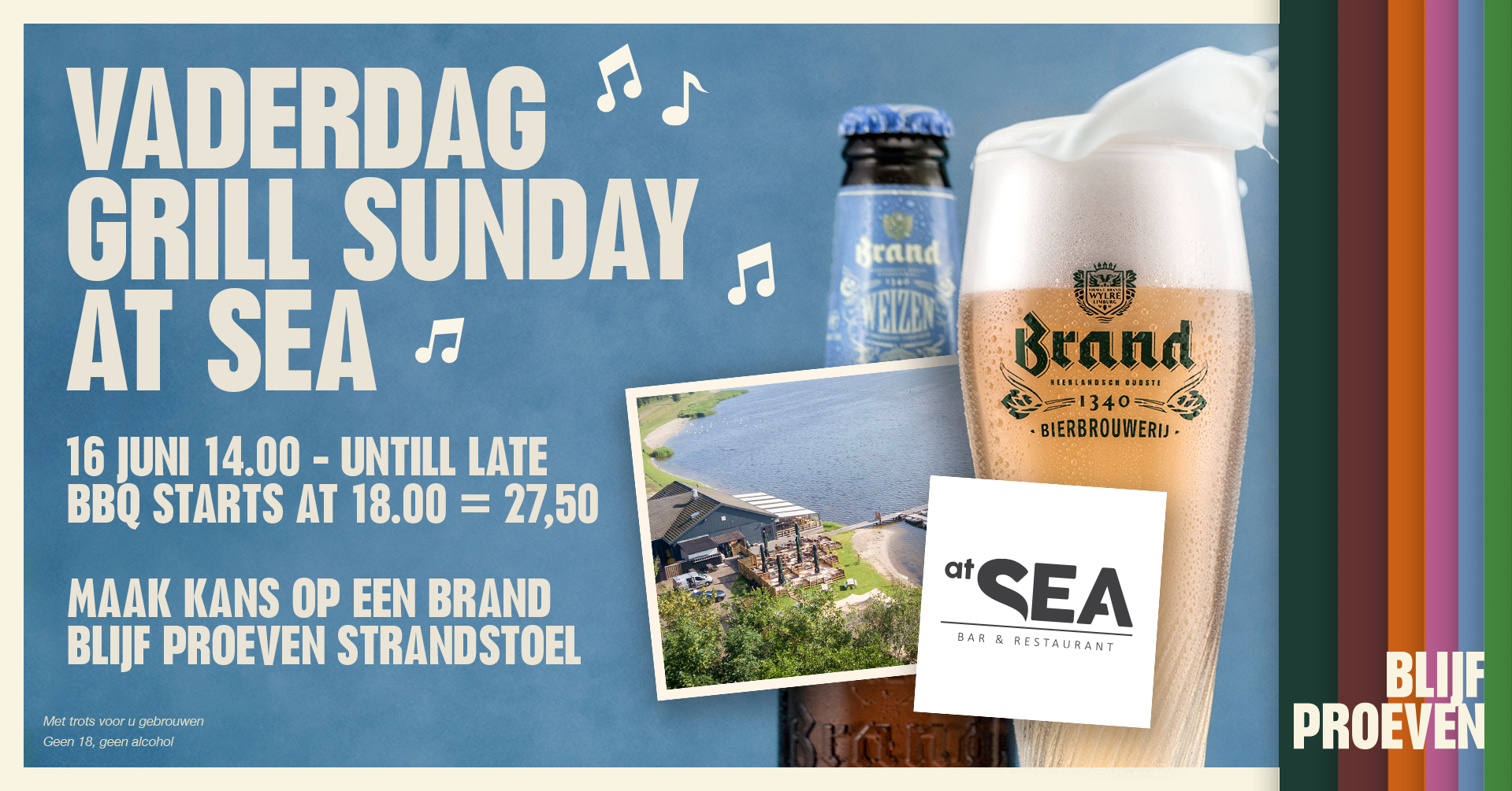 #Brand New Grill Sunday - Vaderdag